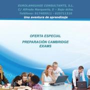 Preparación Exámenes Cambridge Madrid | Academia de Inglés Zona Norte Madrid
