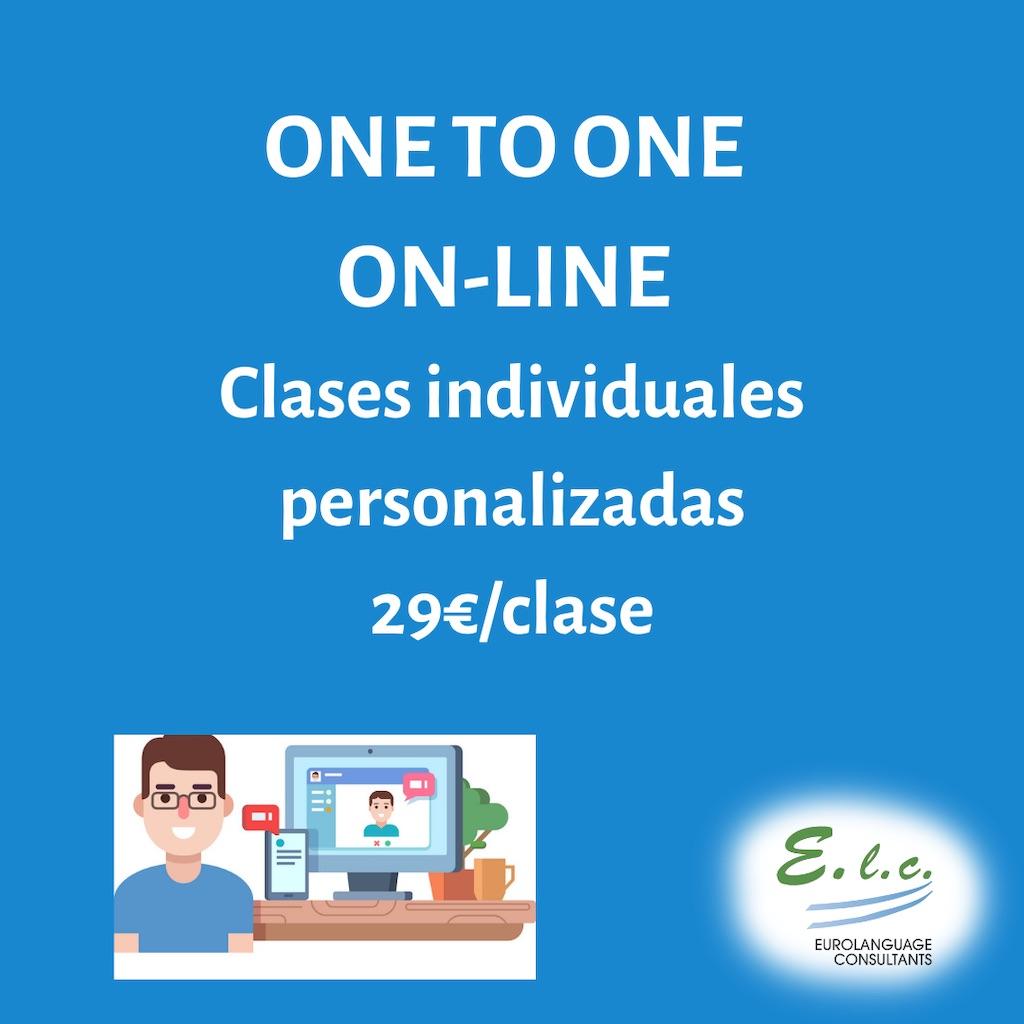 Cursos y clases de inglés particulares online en Madrid. Para todos los niveles y edades. Academia de inglés en Madrid.