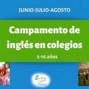Academia de Inglés Madrid | Campamento Verano Inglés Colegios Madrid