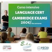 Language Cert Madrid | Exámenes Cambridge Madrid | Academia de Inglés Madrid