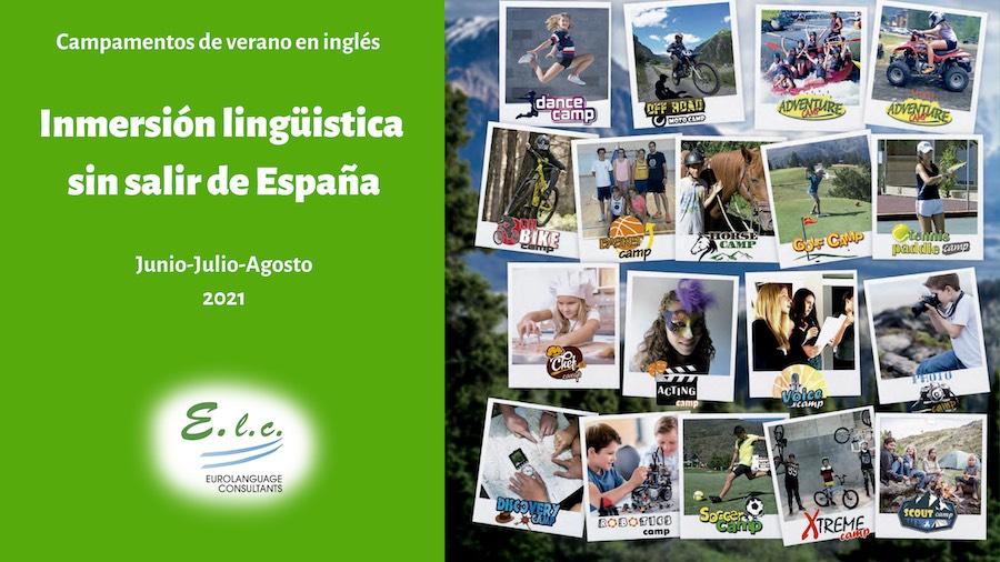 Cursos Inglés Jóvenes Verano Madrid | Cursos Inglés Verano Jóvenes España