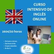 Curso Intensivo de Inglés Online en Verano para obtener certificado B1, B2, C1. Academia de Inglés en Madrid.